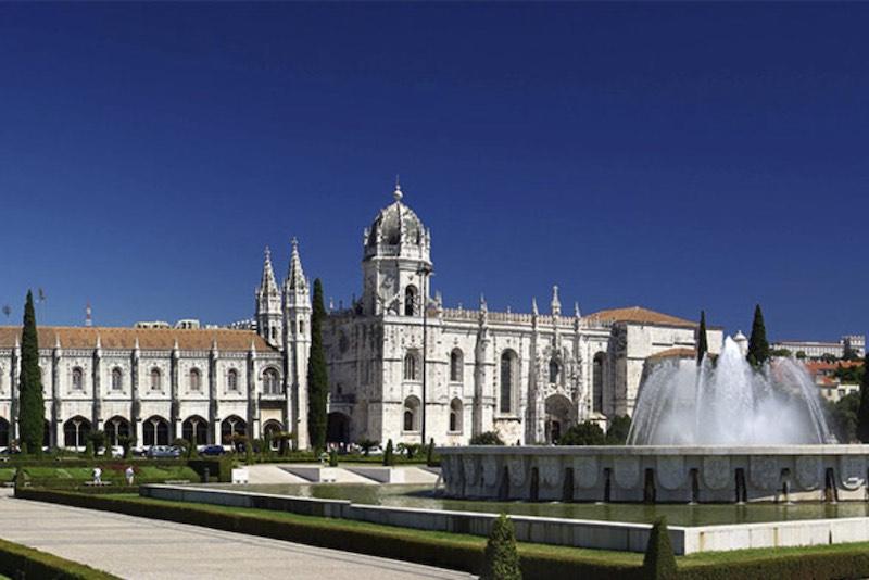 Lisboa dos Descobrimentos, Mosteiro dos Jerónimos
