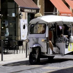 Lisboa Market Tuk Tour