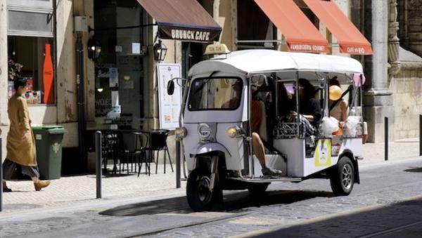 Lisboa Market Tour, Portugal, Tuk