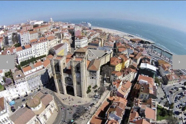 Lisboa Romana, Sé Catedral, Tuk Away