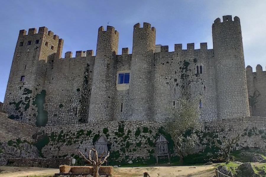 Óbidos, Tuk Away, Castelo