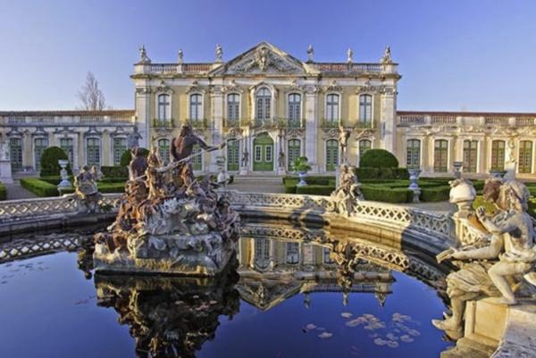 Sintra Full Day, Palácio de Queluz