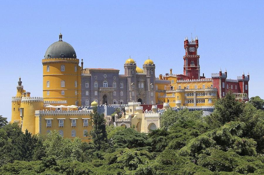 Sintra, Tuk Away, Palácio da Pena