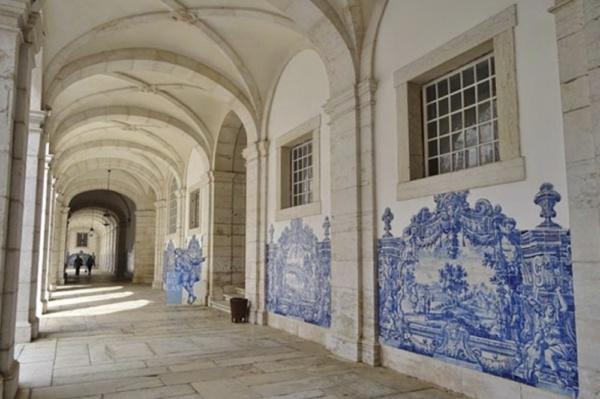 Lisboa Religiosa, Azulejos