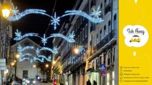 Ruas de Lisboa Iluminada