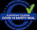 EU Covid19 Safety Seal, Tuk Away